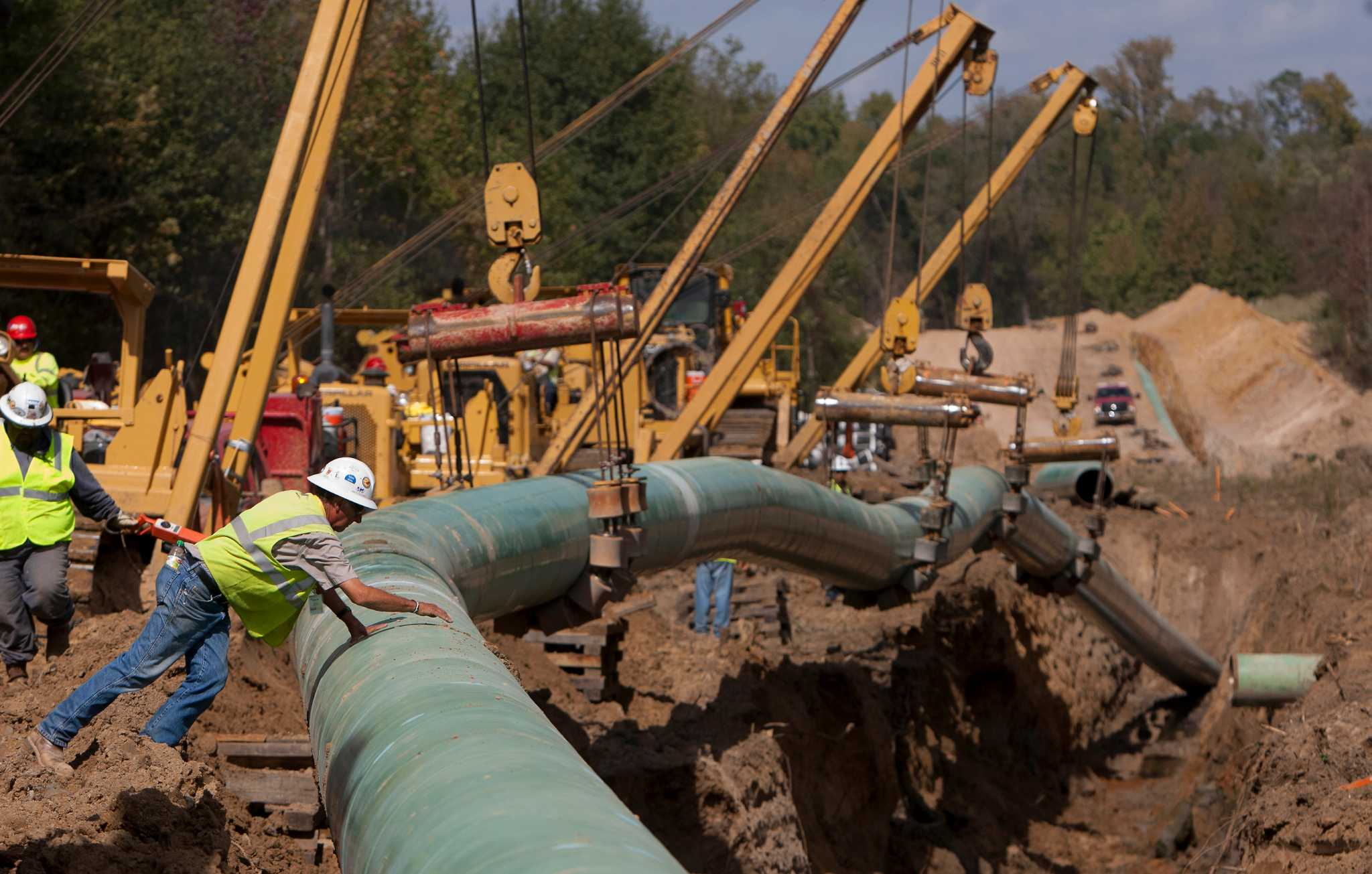 Natural Gas Pipeline Jobs In Texas
