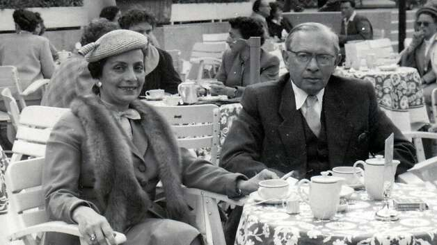 "Gerda and Kurt Tuchler are seen in a photo from the 1960s in the documentary ""The Flat."" Photo: Goldfinger/Tuchler Family Archiv, A Sundance Selects"