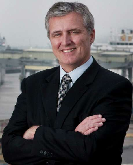 Leonard Waterworth is photographed at the Port of Houston on Thursday, February 2, 2012 in Houston, TX.  Waterworth has accepted the position of interim CEO of the Port of Houston.(J. Patric Schneider/For the Chronicle) Photo: Patric Scheider, Freelance / J. Patric Schneider