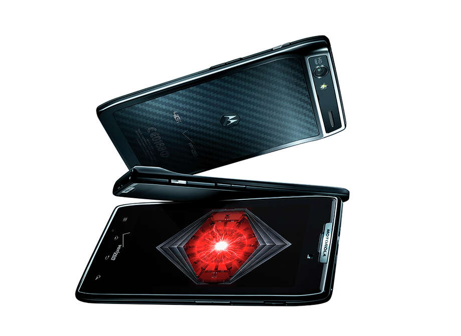 Razr HDMotorola4.7-inch touch screen 720x1280 resolution5.15 ounces1.5 GHz dual-core processor8 megapixel cameraGoogle mobile servicesAndroid 4.0 1GB RAM x 16GB ROM , 12GB user available memory, expandable with optional microSD cardStarts at $199.99Available now (Courtesy Motorola)