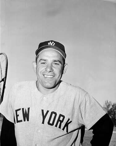 Yogi Berra won a pair of World Series, but not the awards garnered by Posey. Photo: ASSOCIATED PRESS