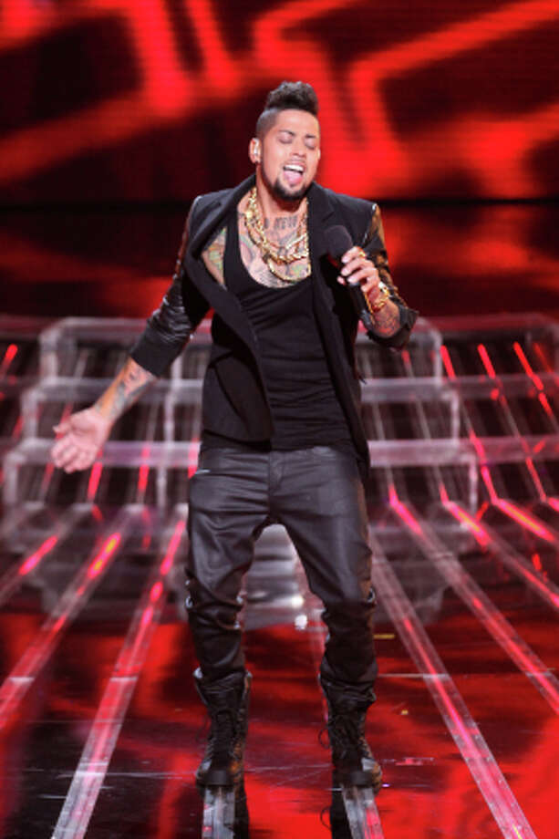 THE X FACTOR: TOP 16:  David Correy performs live on THE X FACTOR, Wednesday, October 31 (8:00-10:00 PM ET/PT) on FOX. CR: Ray Mickshaw / FOX. (Copyright: Brian Dowling/Dowlingphotography) Photo: Photographer: Brian Dowling / Copyright: Brian Dowling/Dowlingphotography