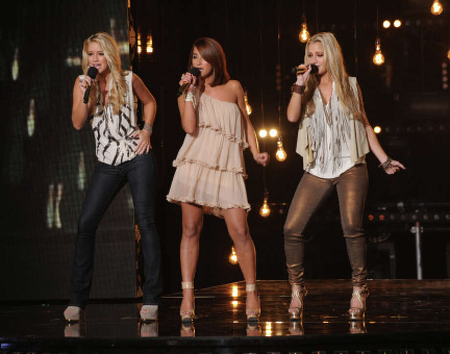 THE X FACTOR: TOP 16:  Sister C performs live on THE X FACTOR, Wednesday, October 31 (8:00-10:00 PM ET/PT) on FOX. CR: Ray Mickshaw / FOX.