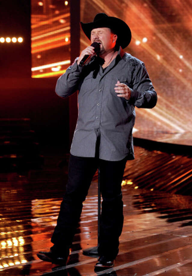 THE X FACTOR: TOP 16:  Tate Stevens performs live on THE X FACTOR, Wednesday, October 31 (8:00-10:00 PM ET/PT) on FOX. CR: Ray Mickshaw / FOX.