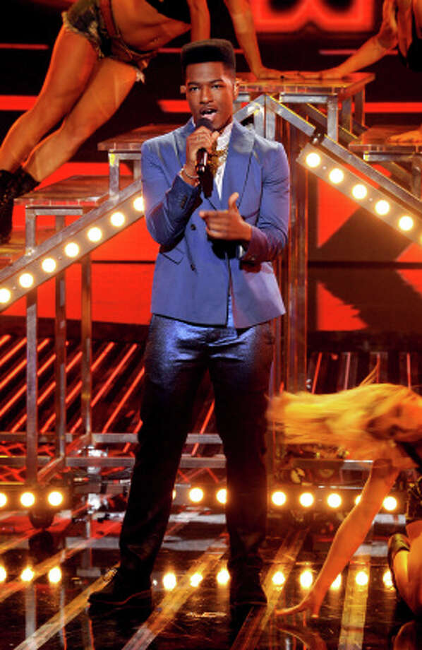 THE X FACTOR: TOP 16: Willie Jones performs live on THE X FACTOR, Wednesday, October 31 (8:00-10:00 PM ET/PT) on FOX. CR: Ray Mickshaw / FOX. (                                                      )