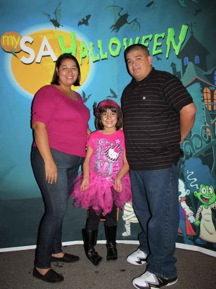Zoo Boo  – Wednesday, October 31, 2012            San Antonio Zoo Photo: Express-News