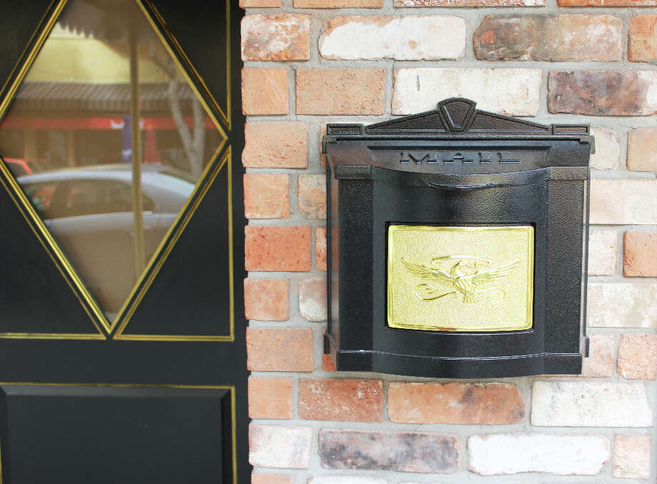The mailbox.
