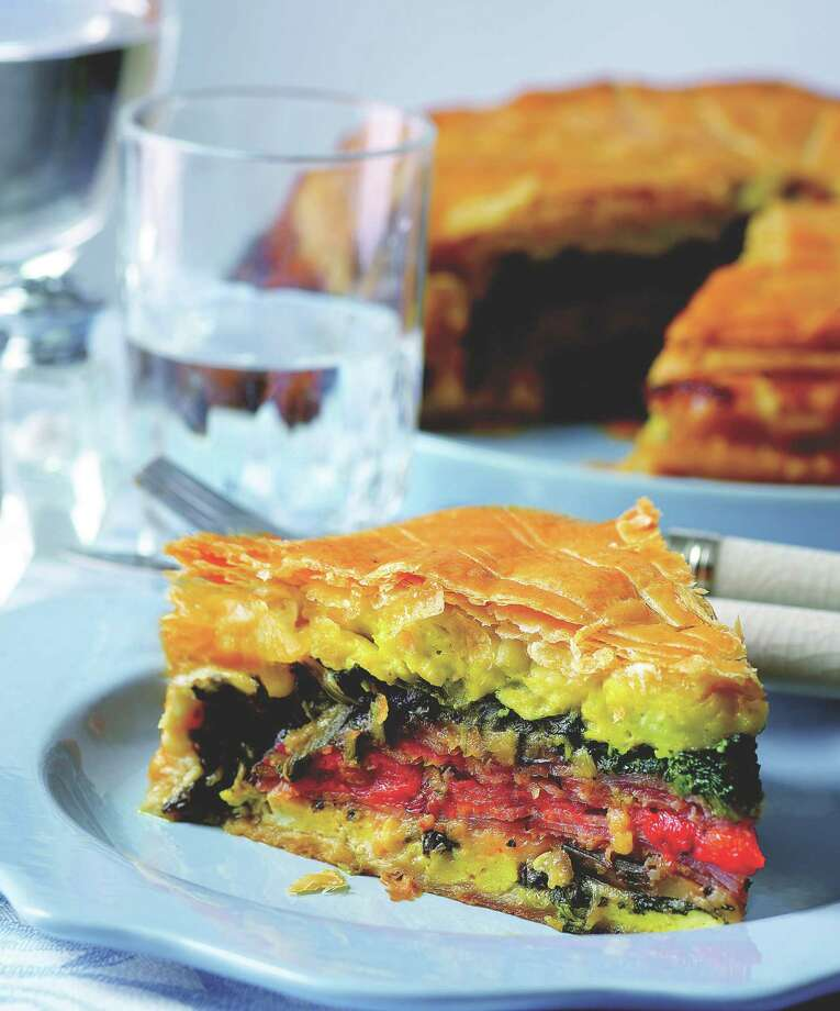 Torta Rustica from Gale Gand's Brunch! 100 Fantastic Recipes for the Weekend's Best Meal. Photo: Clarkson Potter;clarkson Potter;clarkson Potter, Contributed Photo / Healthy Life