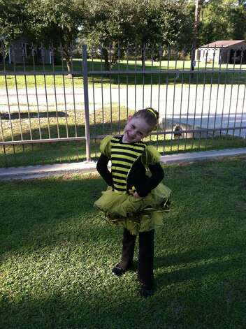 Brittney McCall, 5, of Silsbee. Photo submitted by Telisha McCall.