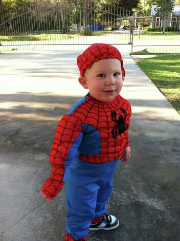 Blake McCall, 18 months, of Silsbee. Photo submitted by Telisha McCall.