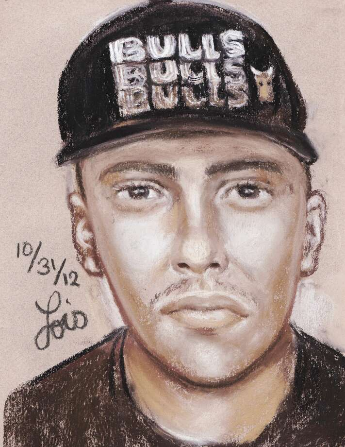 The Harris Couny sheriff's Office released this composite Thursday of the suspect in the kidnapping of a 5-year-old girl on October 30, 2012, from the Fairbanks Library at 7100 N. Gessner. Photo: HCSO