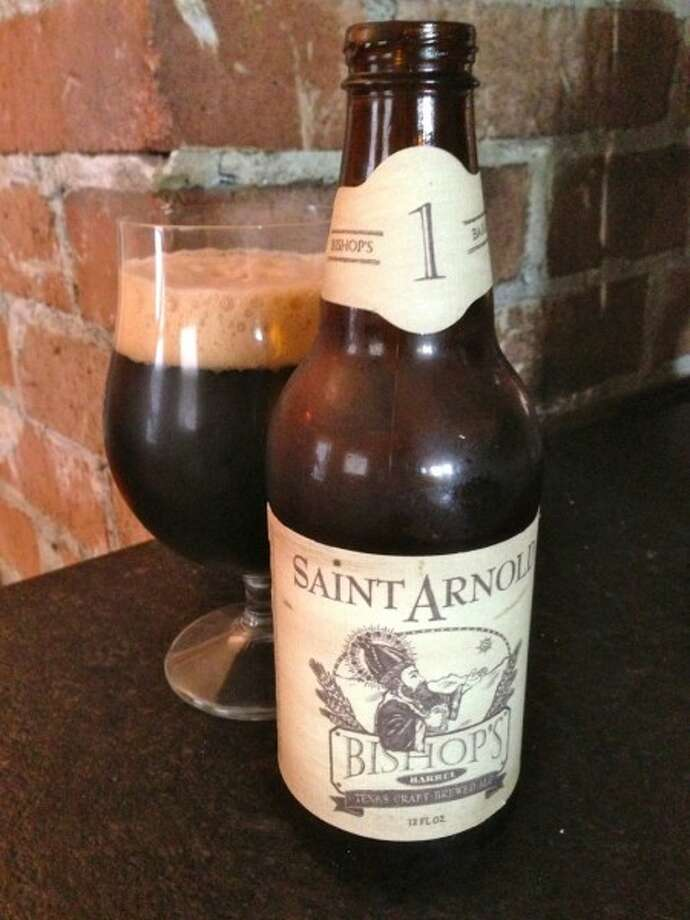 Bishop's Barrel No. 1 goes on sale beginning Monday in bars and restaurants only. (Ronnie Crocker  / Beer, TX)