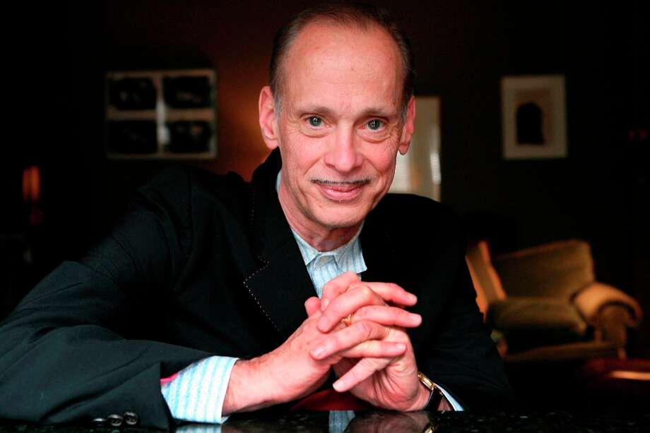 "John Waters and his famous pencil mustache.AMI definition: ""A thin, narrow, closely clipped mustache that outlines the upper lip. Pencil style mustaches can be trimmed in different manners (see below). Also sometimes called a ""mouthbrow."""" Photo: Kathy Willens, ASSOCIATED PRESS / AP2008"