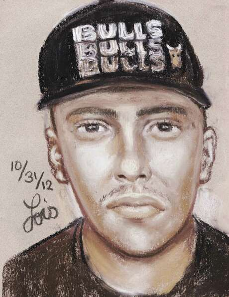 Harris County investigators are asking the public's help to track down a suspect who kidnapped a 5-year-old girl from the Harris County Library?s Fairbanks branch on Tuesday. Composite sketch of the suspect in the kidnapping of a 5-year-old girl on October 30, 2012, from the Fairbanks Library at 7100 N. Gessner Photo: Harris County SO