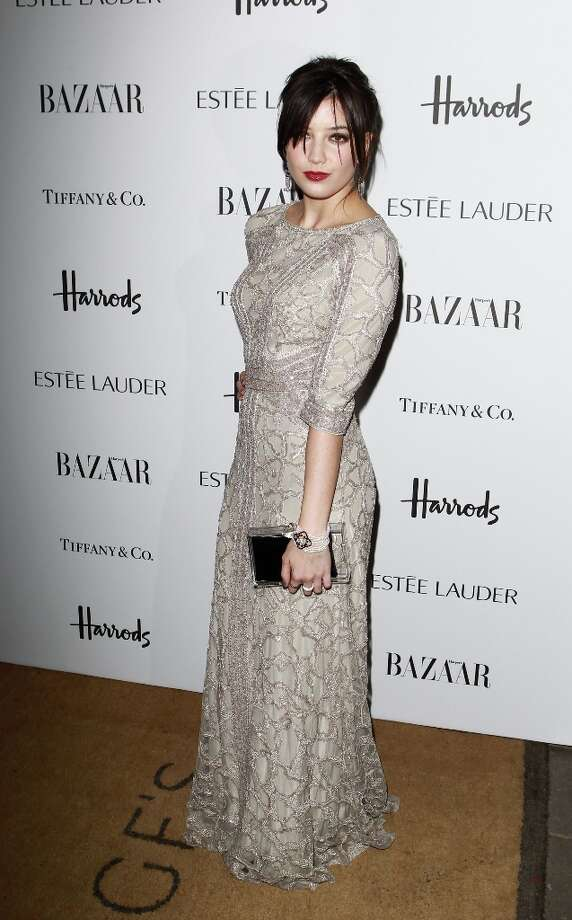 Daisy Lowe attends the Harper's Bazaar Woman of the Year Awards at Claridge's Hotel on October 31, 2012 in London, England. Photo: Fred Duval, Getty Images / 2012 Getty Images