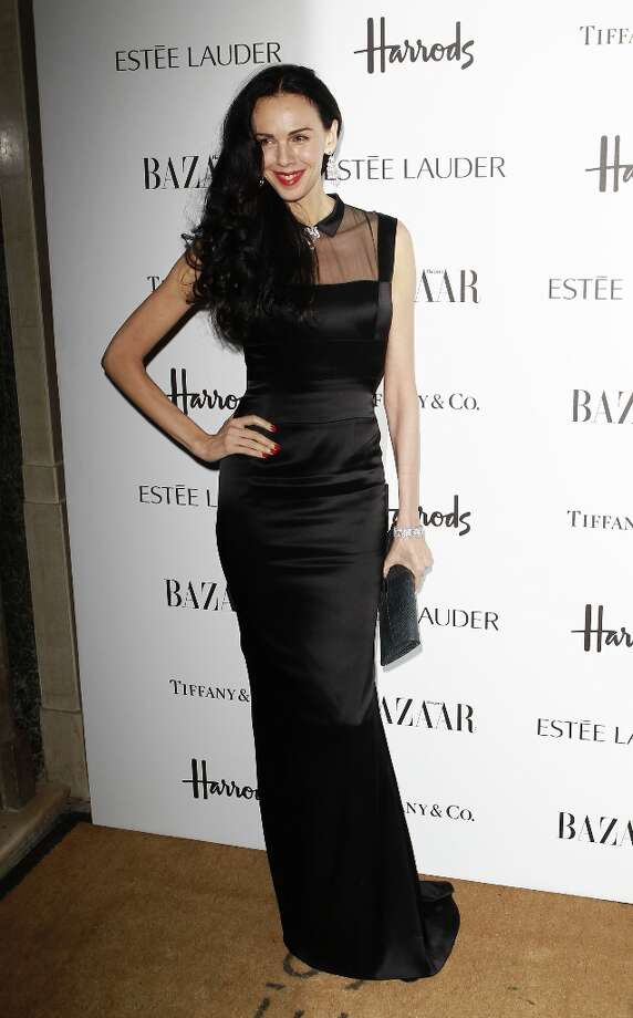 L'Wren Scott attends the Harper's Bazaar Woman of the Year Awards at Claridge's Hotel on October 31, 2012 in London, England. Photo: Fred Duval, Getty Images / 2012 Getty Images