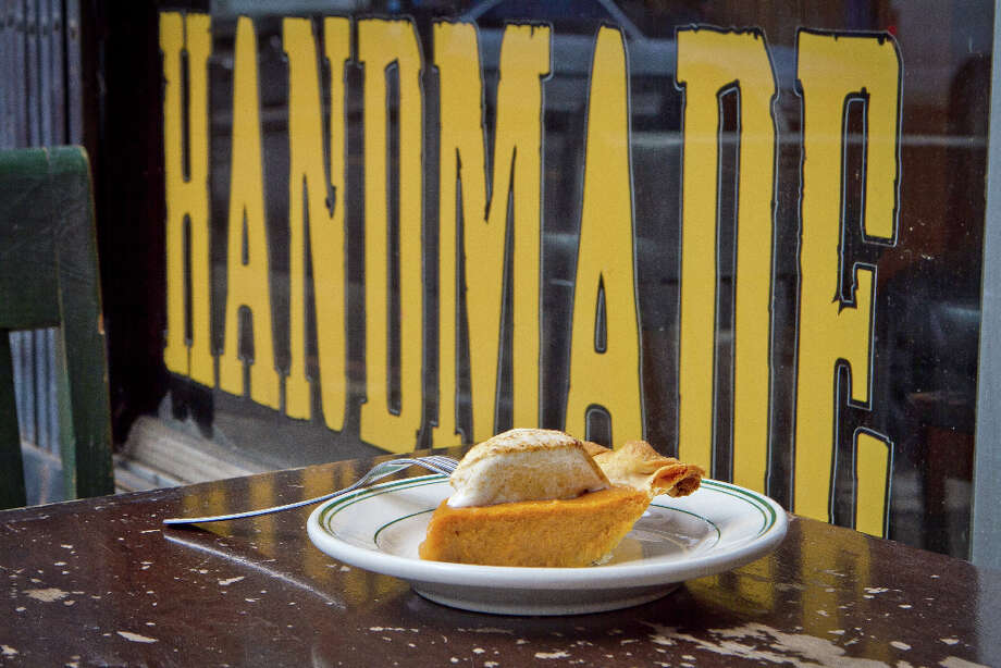 The Sweet Potato Pie at Pig and Pie. Photo: John Storey, Special To The Chronicle / ONLINE_Yes