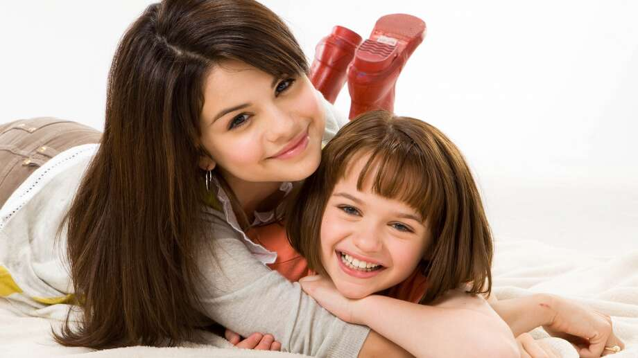 "Joey King (right) and Selena Gomez are, respectively, ""Ramona and Beezus,"" a 2010 film based on the beloved books by Beverly Cleary. Photo: Alan Markfield"
