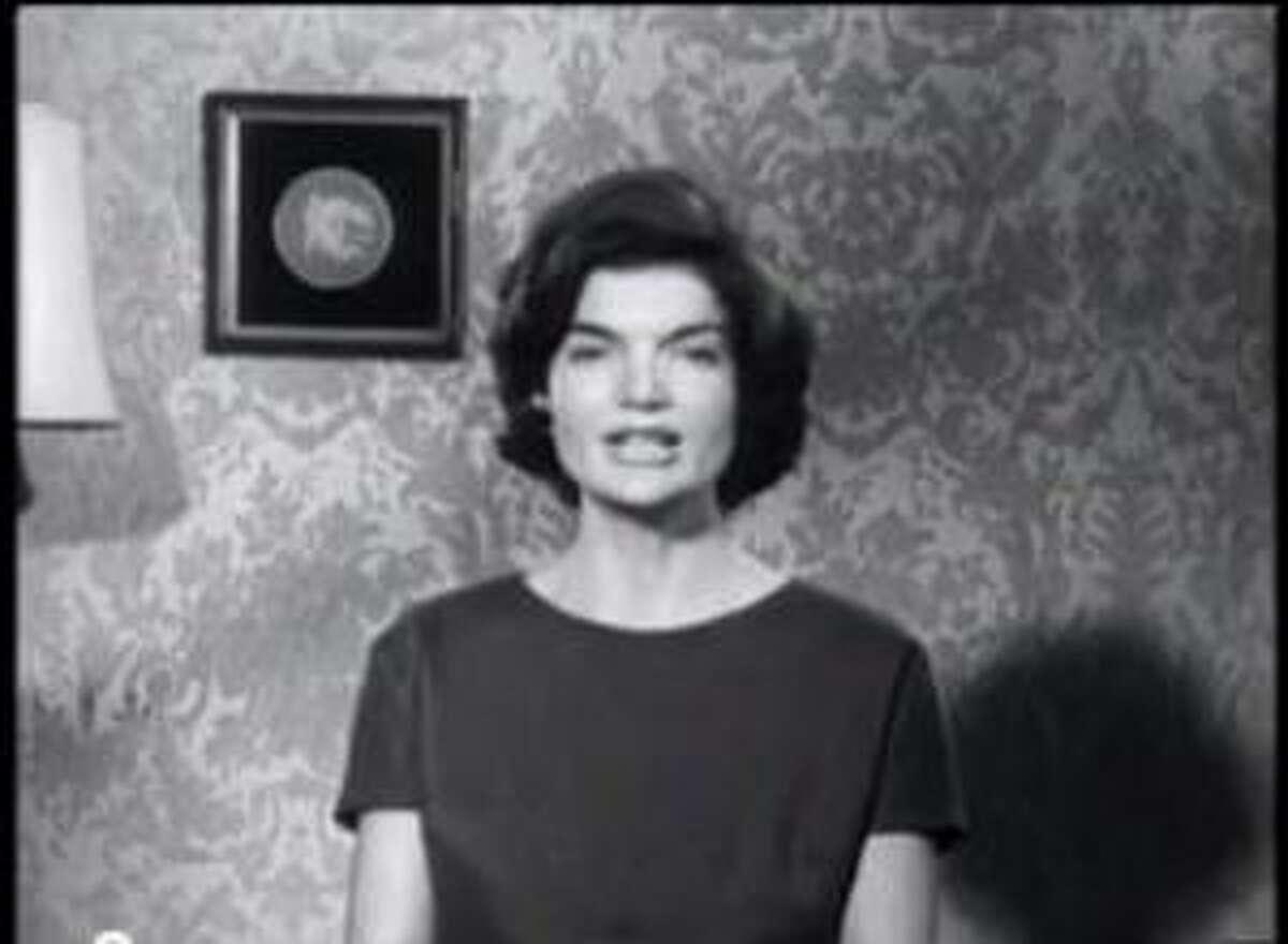 Jackie Kennedy in