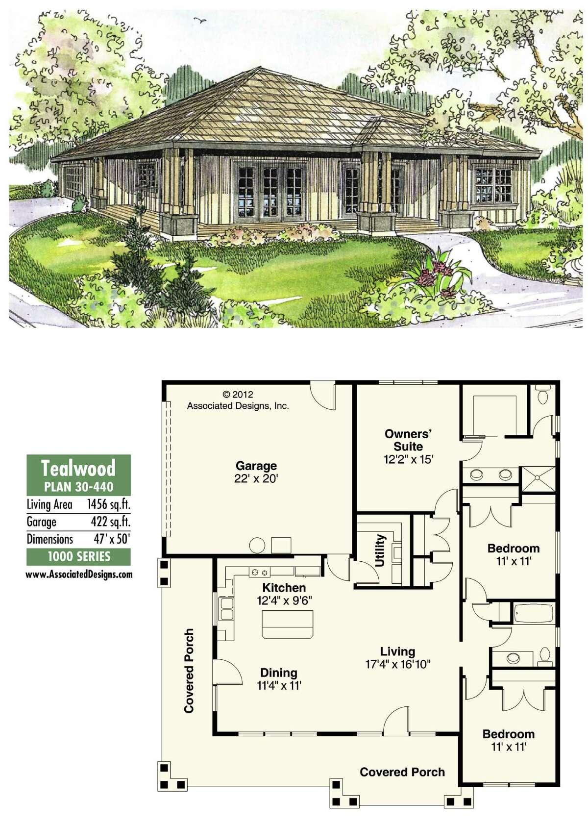 Tealwood Plan 30-44-