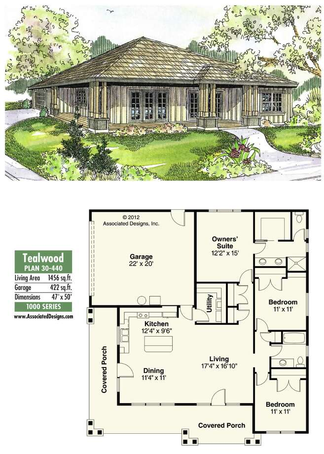 Tealwood Plan 30-44-