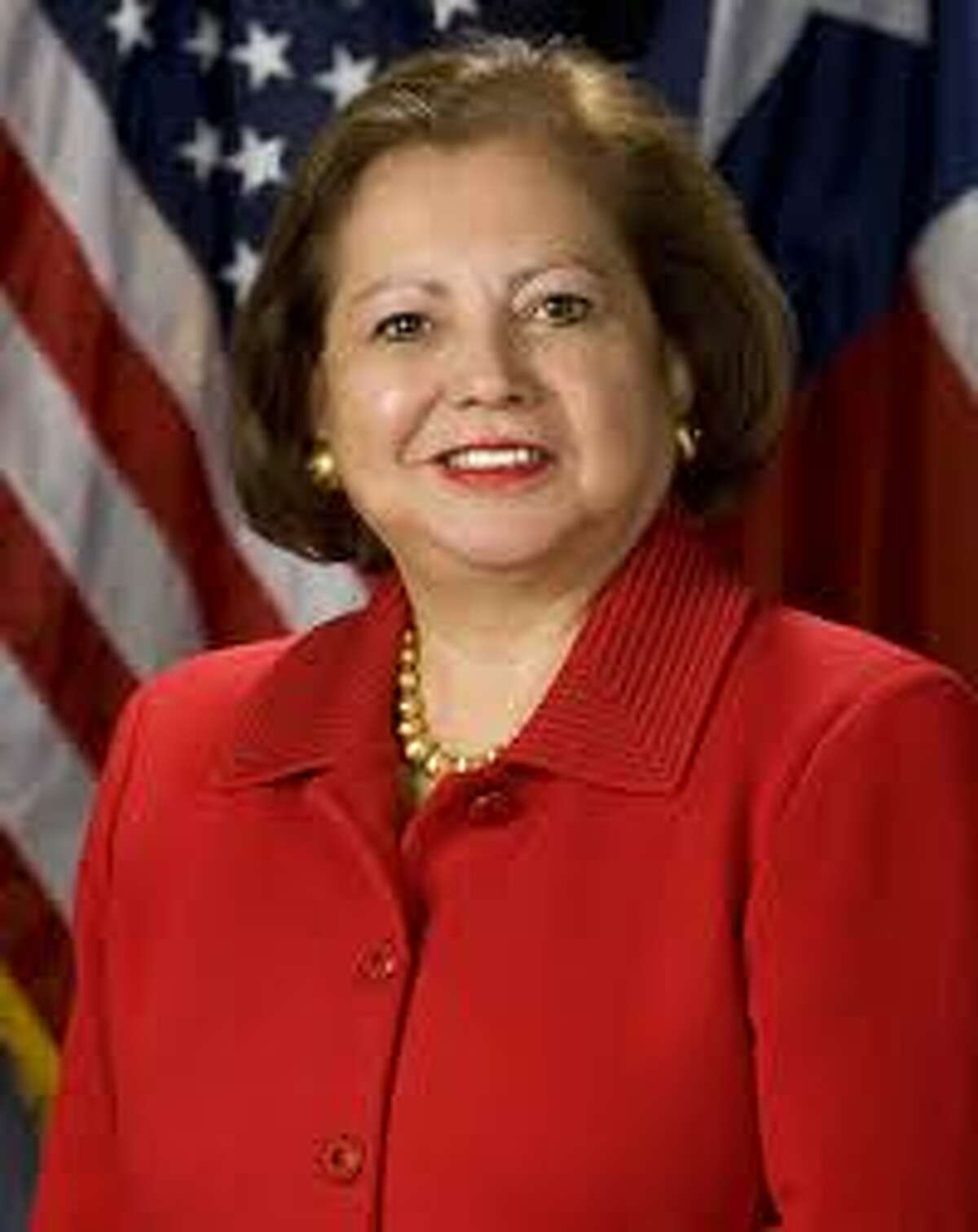 Hope Andrade was the first Latina to be Texas Secretary of State.