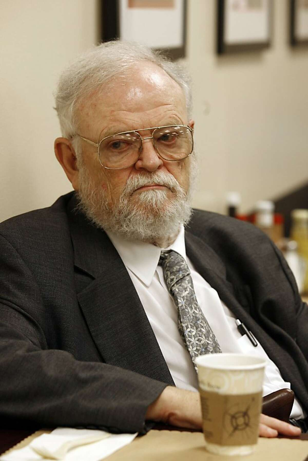 Dr. William Ayres is accused of molesting seven boys in the 1990s while he was a child psychiatrist.