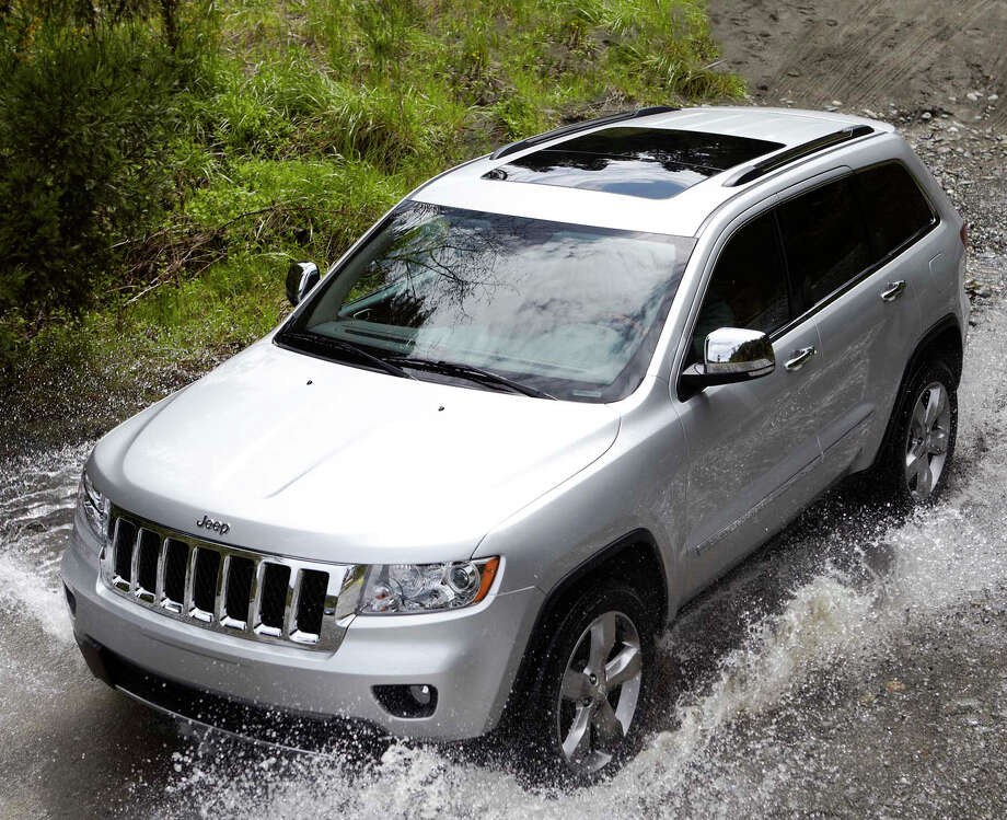 The 2013 Jeep Grand Cherokee is a well-designed family SUV that can hold its own with the best of the crossover genre or pull away from that pack when asked to perform in the most rugged off-road situations. Photo: Agency Image, Chrysler Group LLC