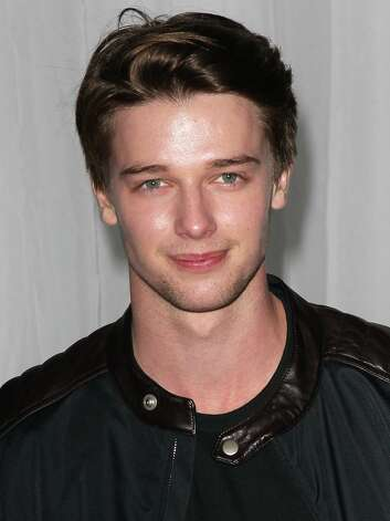 Taylor Swift dated Arnold's son Patrick Schwarzenegger.  His dad was the Terminator, which is cool at least. Photo: David Livingston, Getty Images / 2012 Getty Images