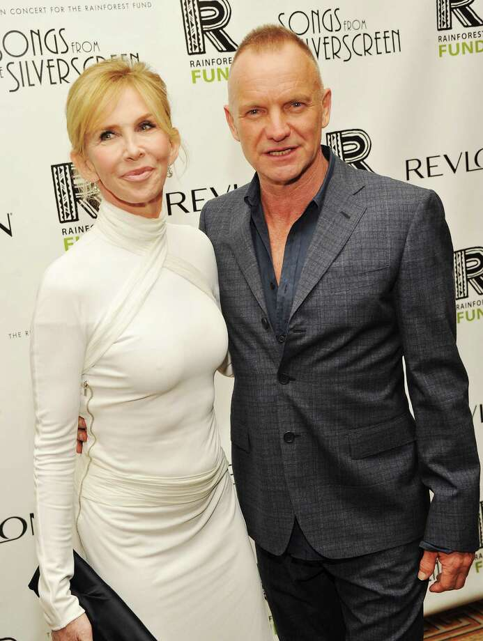 The asiring singer's parents are activist/actress Trudie Styler and singer Sting. Photo: Stephen Lovekin, Getty Images / 2012 Getty Images
