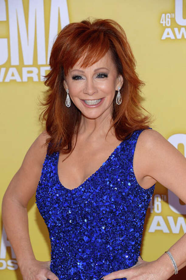 Country music artist/actress Reba McEntire attends the 46th annual CMA Awards at the Bridgestone Arena on November 1, 2012 in Nashville, Tennessee. Photo: Jason Kempin, Getty Images / 2012 Getty Images