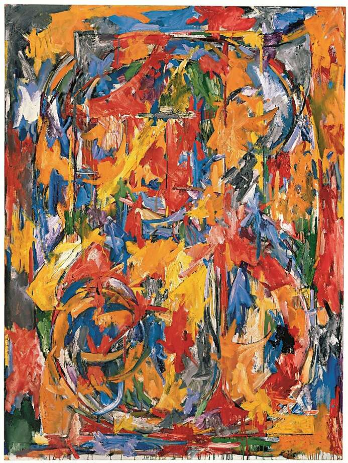 3.	Jasper Johns, 0 through 9, 1960; oil on canvas; 72 x 54 in. (182.8 x 137.1 cm); Collection of Helen and Charles Schwab, fractional gift to the San Francisco Museum of Modern Art; © Jasper Johns / Licensed by VAGA, New York, NYensed by VAGA, New York, NY 011.tif 2 Photo: Jasper Johns