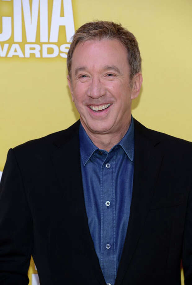 Actor Tim Allen attends the 46th annual CMA Awards at the Bridgestone Arena on November 1, 2012 in Nashville, Tennessee. Photo: Jason Kempin, Getty Images / 2012 Getty Images