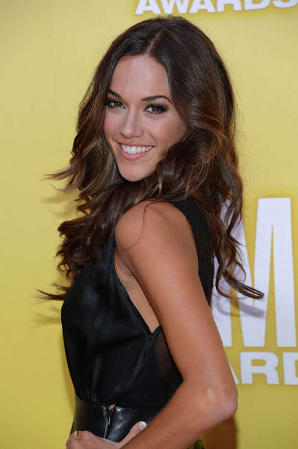 Actress Jana Kramer attends the 46th annual CMA Awards at the Bridgestone Arena on November 1, 2012 in Nashville, Tennessee. Photo: Jason Kempin, Getty Images / 2012 Getty Images
