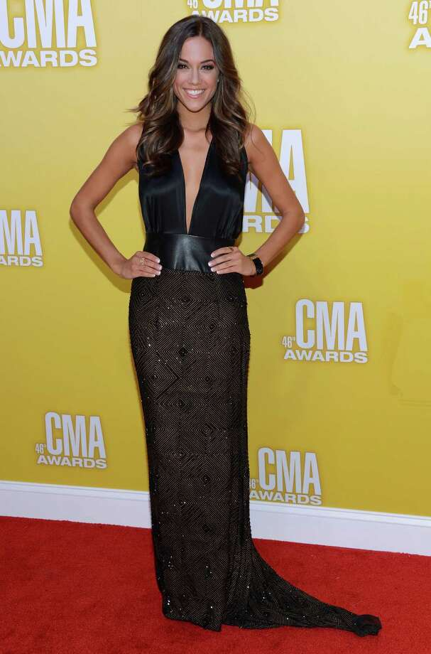 Country music artist Jana Kramer attends the 46th annual CMA Awards at the Bridgestone Arena on November 1, 2012 in Nashville, Tennessee. Photo: Jason Kempin, Getty Images / 2012 Getty Images