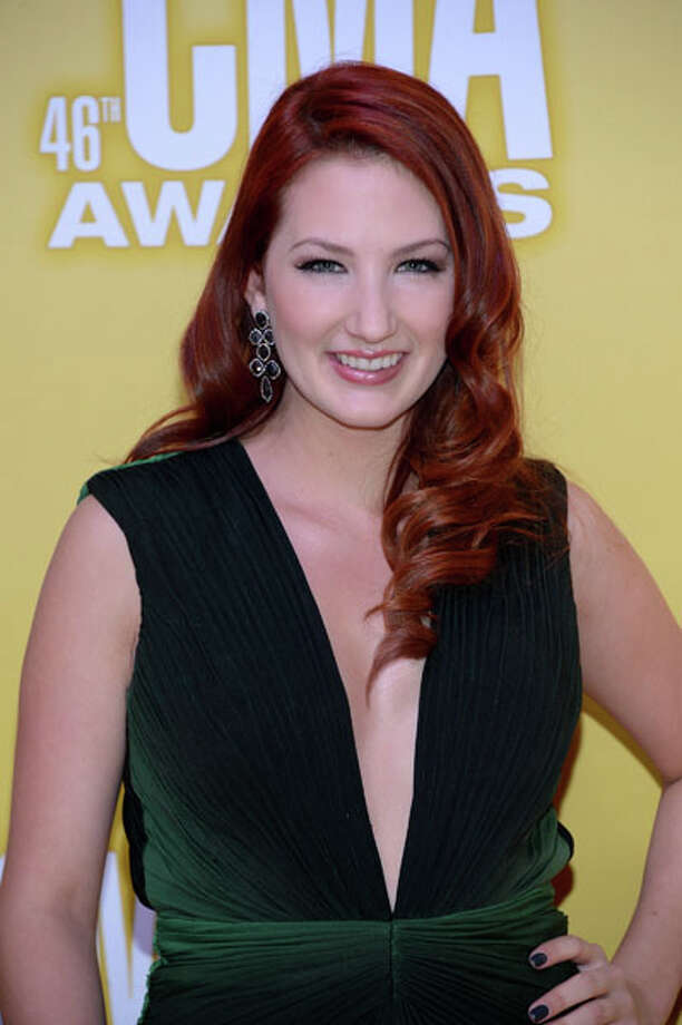 Country artist Katie Armiger attends the 46th annual CMA Awards at the Bridgestone Arena on November 1, 2012 in Nashville, Tennessee. Photo: Jason Kempin, Getty Images / 2012 Getty Images