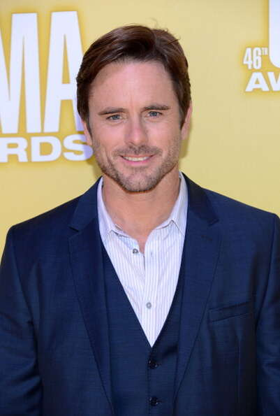 Actor Charles Esten of the ABC show Nashville attends the 46th annual CMA Awards at the Bridgestone