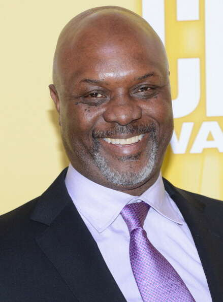 Actor Robert Wisdom attends the 46th annual CMA Awards at the Bridgestone Arena on November 1, 2012