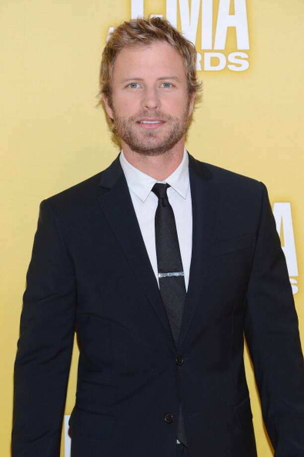 Country music artist Dierks Bentley attends the 46th annual CMA Awards at the Bridgestone Arena on November 1, 2012 in Nashville, Tennessee. Photo: Jason Kempin, Getty Images / 2012 Getty Images