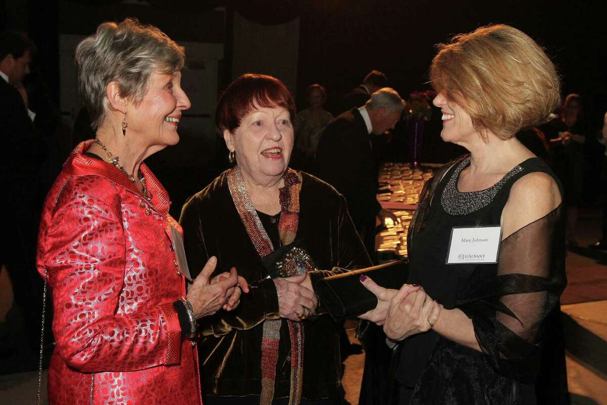 Were you Seen at the University at Albany Foundation 33rd Annual Citizen Laureate Awards at the UAlbany SEFCU Arena on Thursday, November 1, 2012?