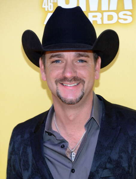 Craig Campbell attends the 46th annual CMA Awards at the Bridgestone Arena on November 1, 2012 in Na