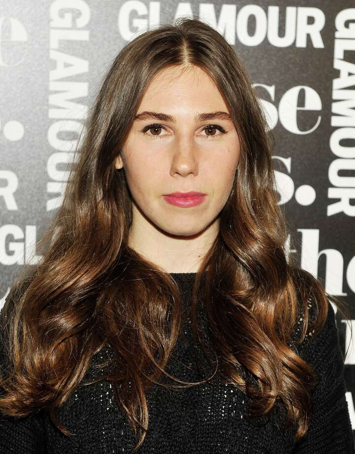 "Actress Zosia Mamet co-stars as Shoshanna on HBO's ""The Girls."" Photo: Stephen Lovekin / 2012 Getty Images"