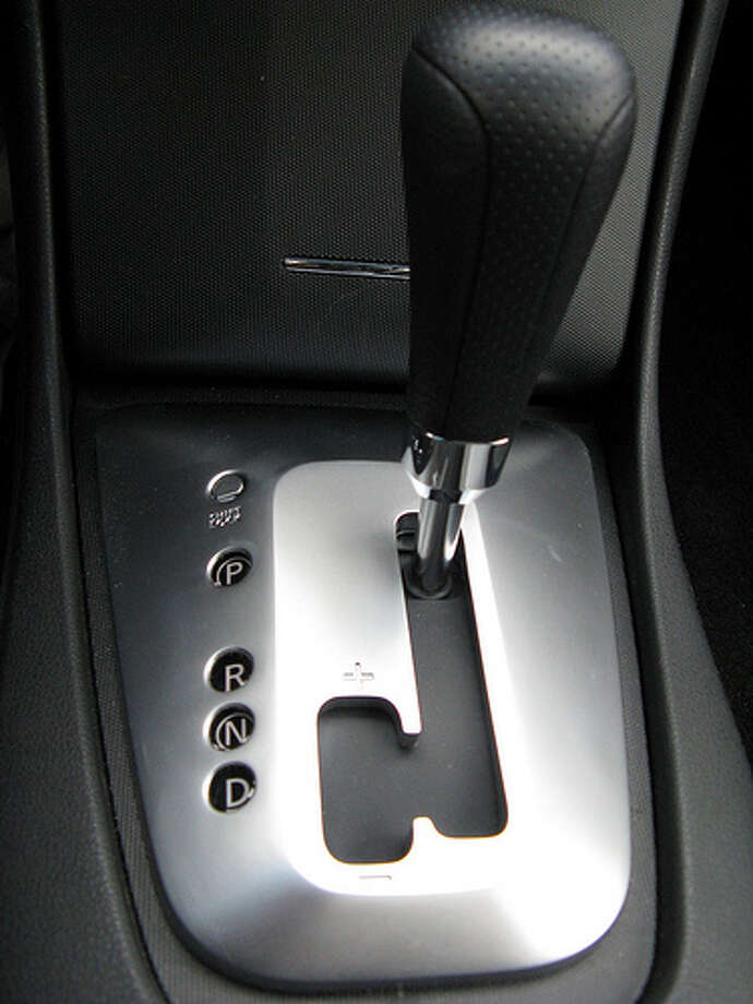 Use manual shifting:  Many drivers don't have this option, but gas mileage is typical better in manual transmissions. So if you are looking at a new car, you might want to think about a standard. (Jim B L / Flickr)