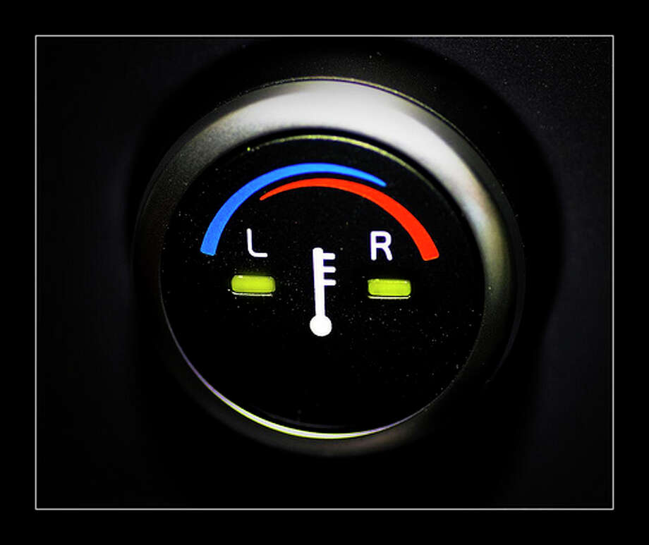 Turn off the A/C:  This might be the hardest one for Texans. If you run your air conditioner, it increases the load on your car's engine, causing you to get lower gas mileage.  (PaulDCocker / Flickr)