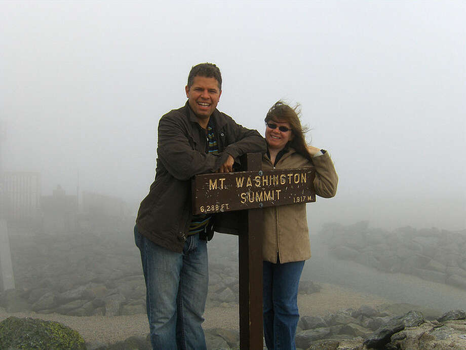 NEW HAMPSHIRE: Pack a jacket any time of year for the long trip to the summit of the windiest place in North America.  Joe Shlabotnik/Flickr Creative Commons