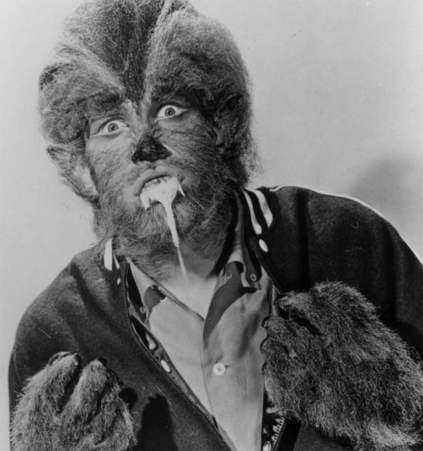 """NEBRASKA: Sure, South Dakota loves the presidents, but Nebraska loves """"Bonanza"""" and """"I Was A Teenage Werewolf"""" star Michael Landon so much that it put up a marker in a hotel room that he once damaged during a fit of rage in Neligh (population 1,599). (It's all true. You can look it up.) (American International Pictures.)"""