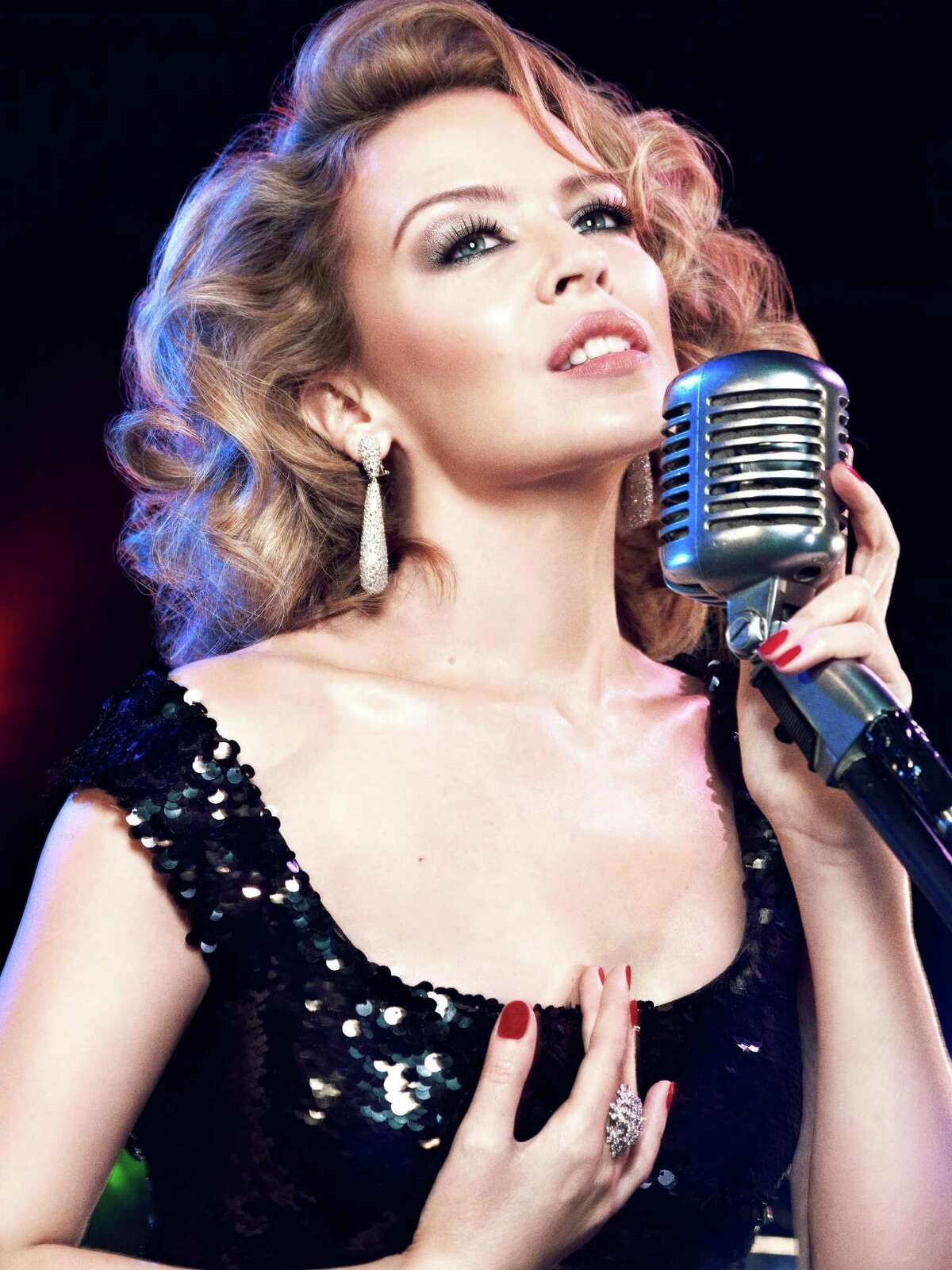 Kylie Minogue's new CD is