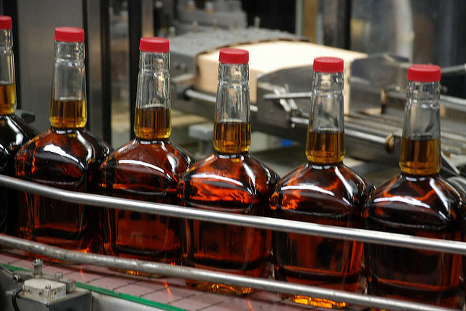"KENTUCKY: The Maker's Mark distillery tour in Loretto is one of many in the Bluegrass State's booze industry. Quick, who can remember Maker's Mark's old advertising tagline? ""It tastes expensive ... and is."" Joe Shlabotnik/Flick Creative Commons"
