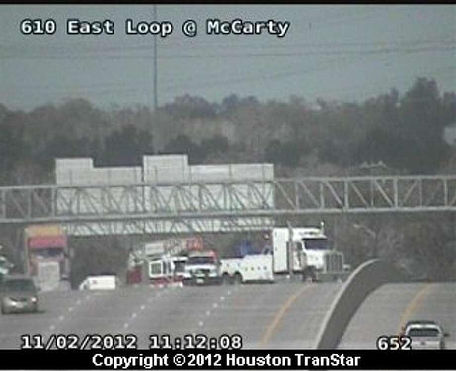 A Houston Transtar photo of Interstate 610.