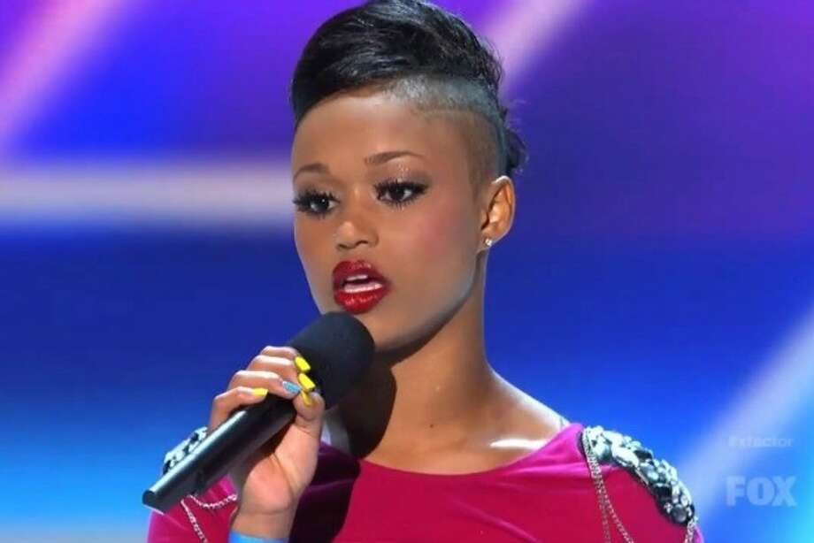 S.A.'s single mom Paige Thomas wows! (Fox)